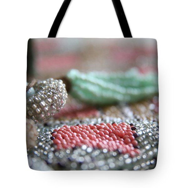 Intricate  Tote Bag by Lynn England