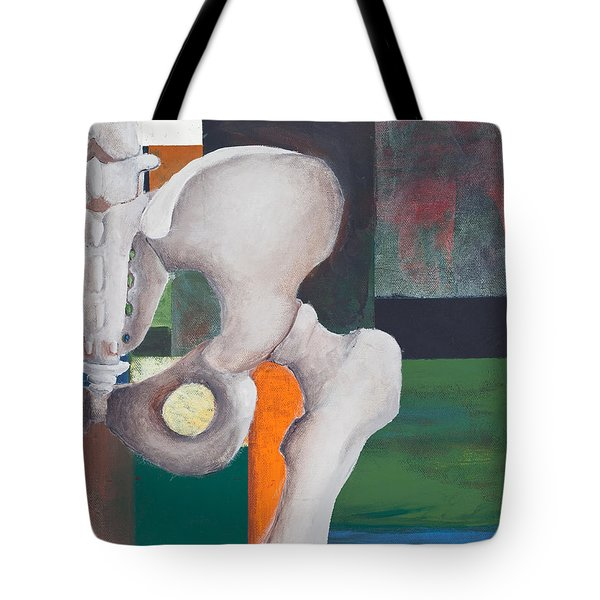 Intricate Structure Tote Bag