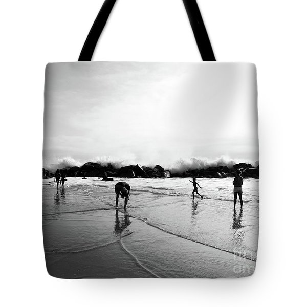 Intrinsic But Yet Extrinsic Tote Bag