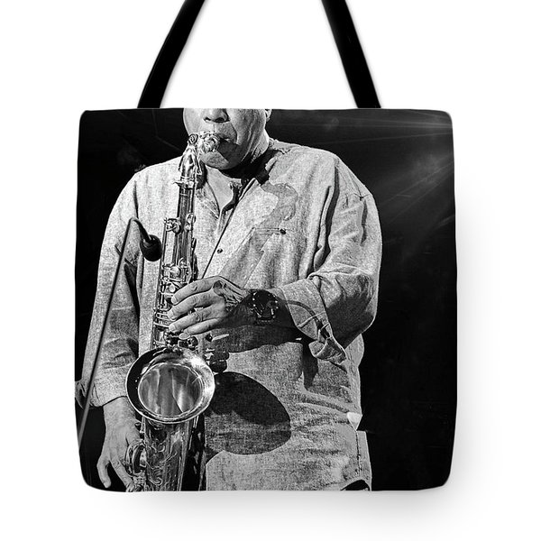 Introducing Wayne Shorter  Tote Bag