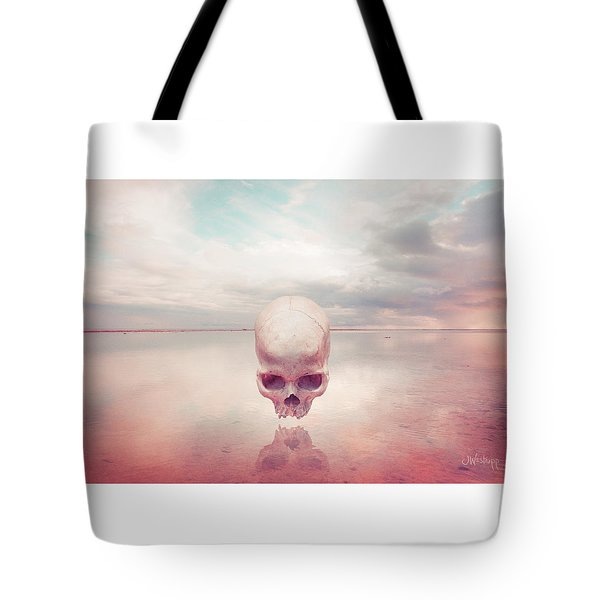 Introlevity Tote Bag by Joseph Westrupp