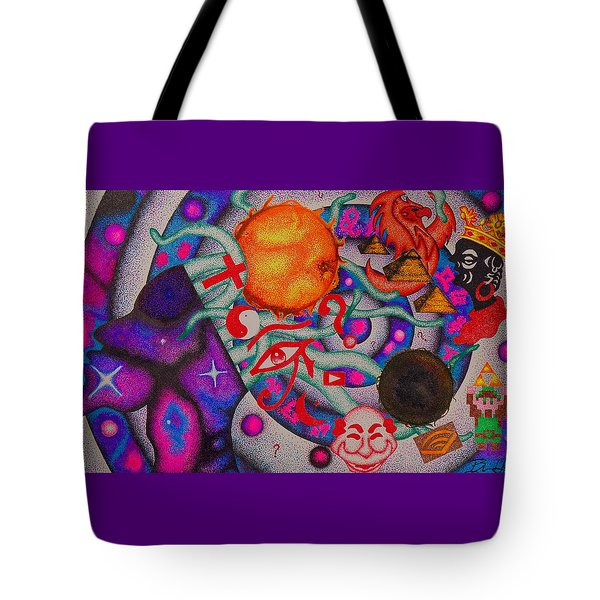 Introverse Tote Bag