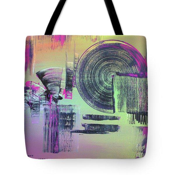 Introvert Tote Bag by Melissa Goodrich