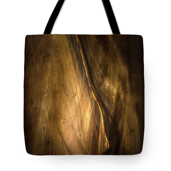 Intrusion Tote Bag by Peter Scott