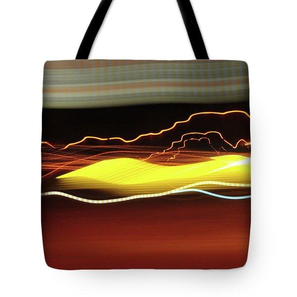 Intrusion Tote Bag