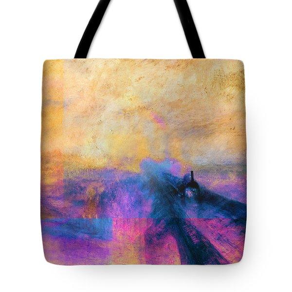 Inv Blend 12 Turner Tote Bag