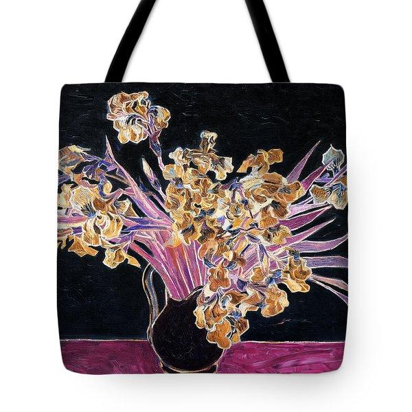 Inv Blend 3 Van Gogh Tote Bag