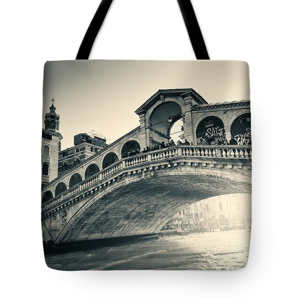 Invasion During The Dawn Tote Bag