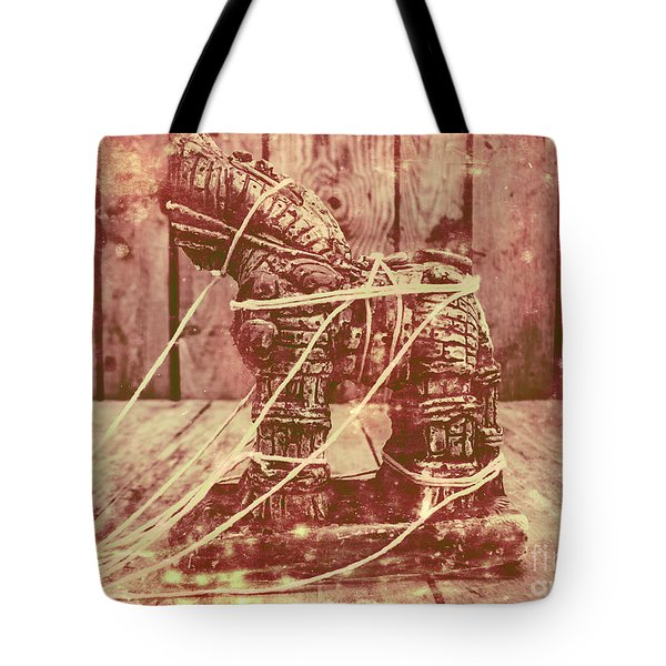 Invasion In Ancient History Tote Bag