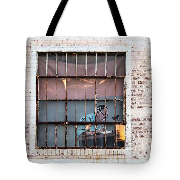 Inventory Time Tote Bag