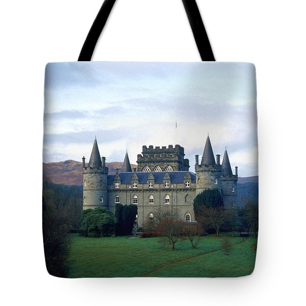 Inveraray Castle Tote Bag