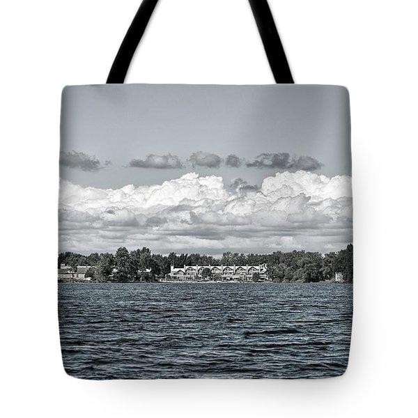 Invermara Bay Tote Bag