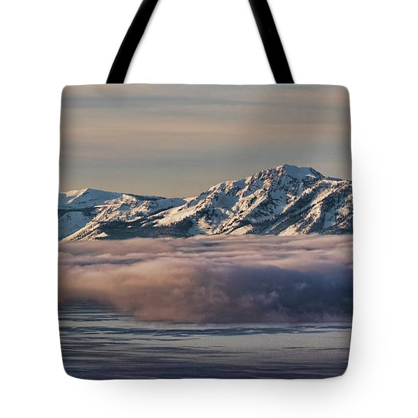 Inversion Tahoe Tote Bag