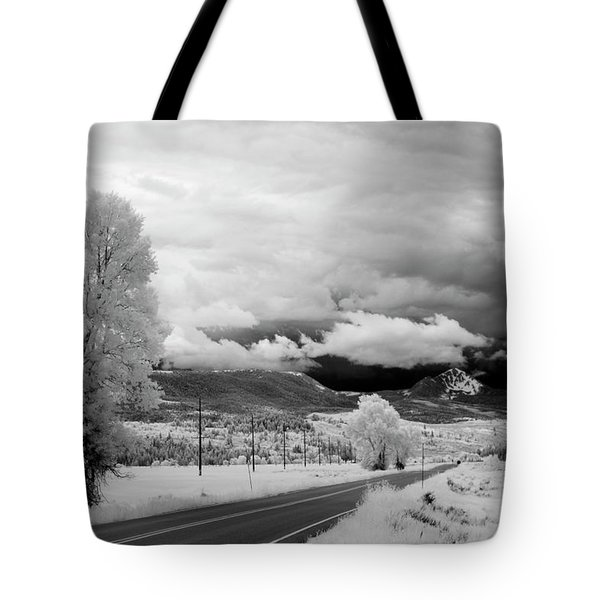 Invisible Drive Tote Bag