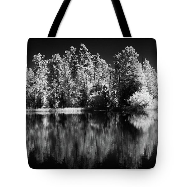 Invisible Reflection Tote Bag