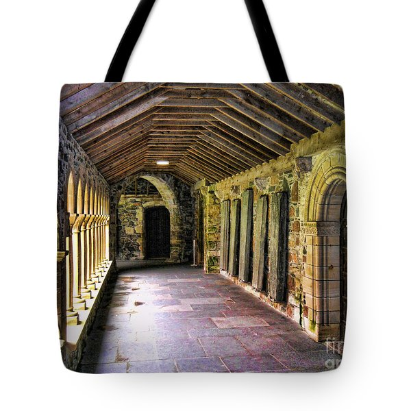 Arched Invitation Passageway Tote Bag