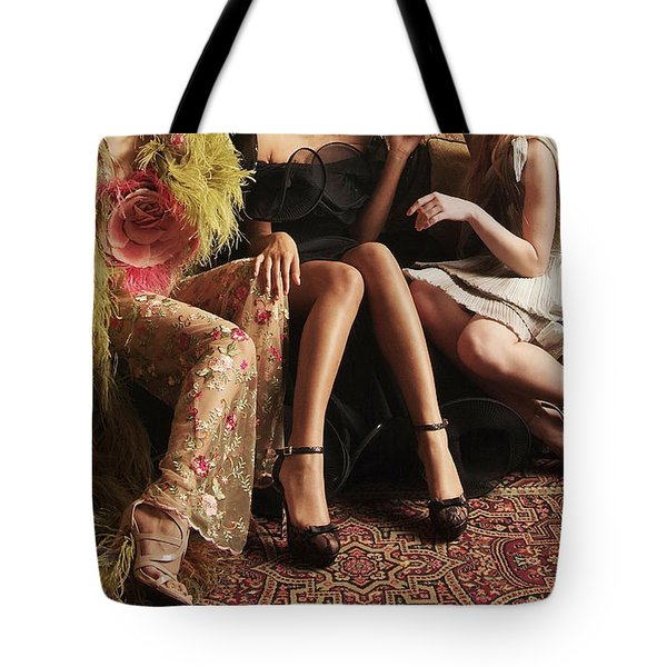 Tote Bag featuring the photograph Inviting Empty Chair by Gregg Cestaro