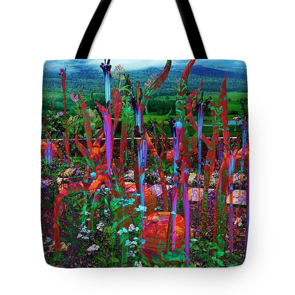 Invocation Tote Bag
