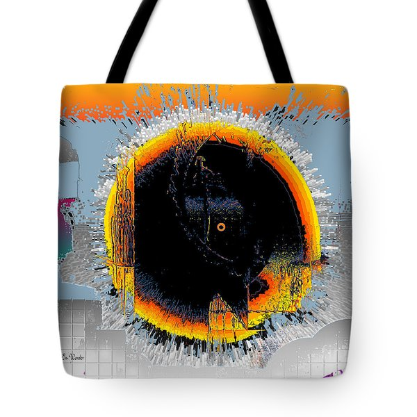 Tote Bag featuring the digital art Inw_20a5568_subsequence by Kateri Starczewski