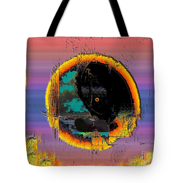 Tote Bag featuring the digital art Inw_20a5569_blankets by Kateri Starczewski