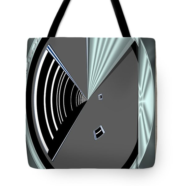 Tote Bag featuring the digital art Inw_20a6468_wink by Kateri Starczewski