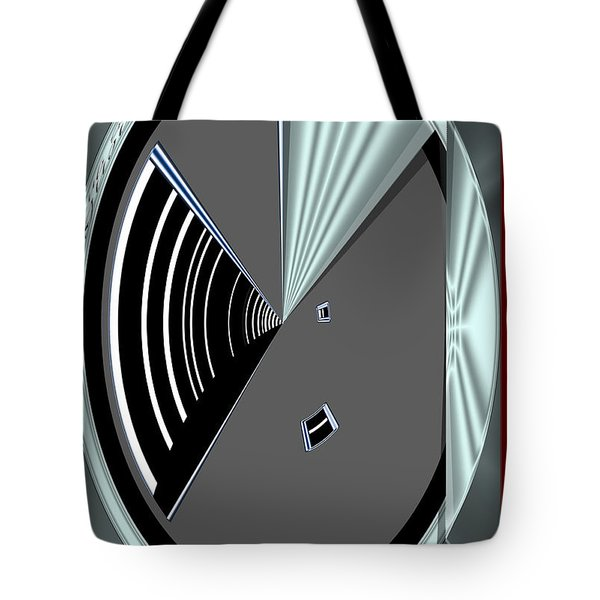 Tote Bag featuring the digital art Inw_20a6469_wink by Kateri Starczewski