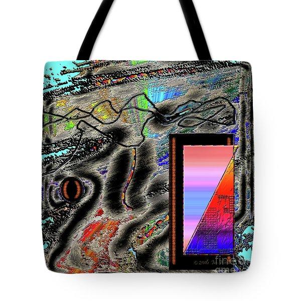 Inw_20a6507 Universal Mining_custom-spectrum Tote Bag