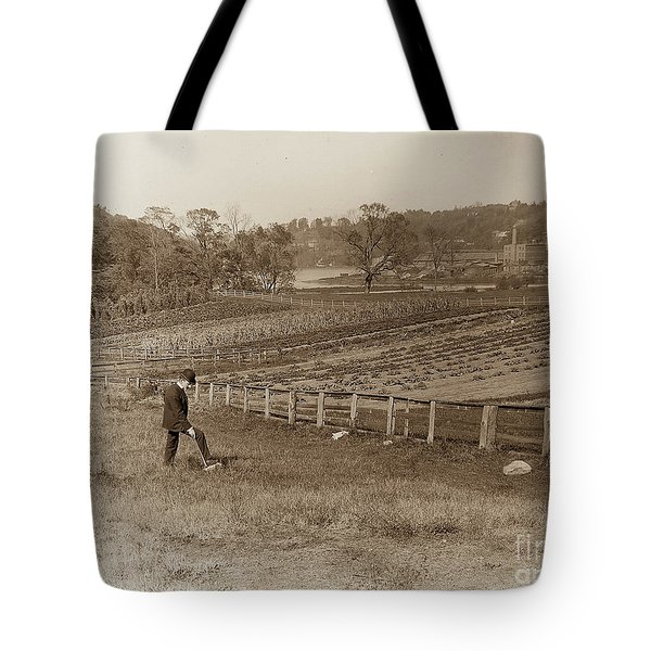 Tote Bag featuring the photograph Inwood 1906 by Cole Thompson
