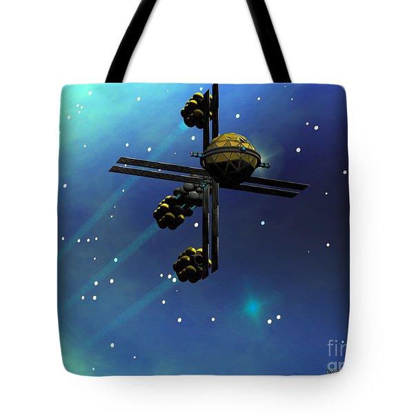 Ion Starcraft Tote Bag