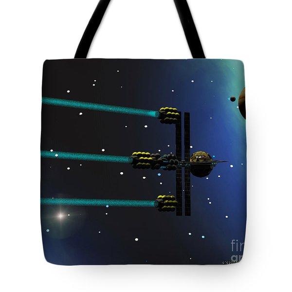Ion Starliner Tote Bag