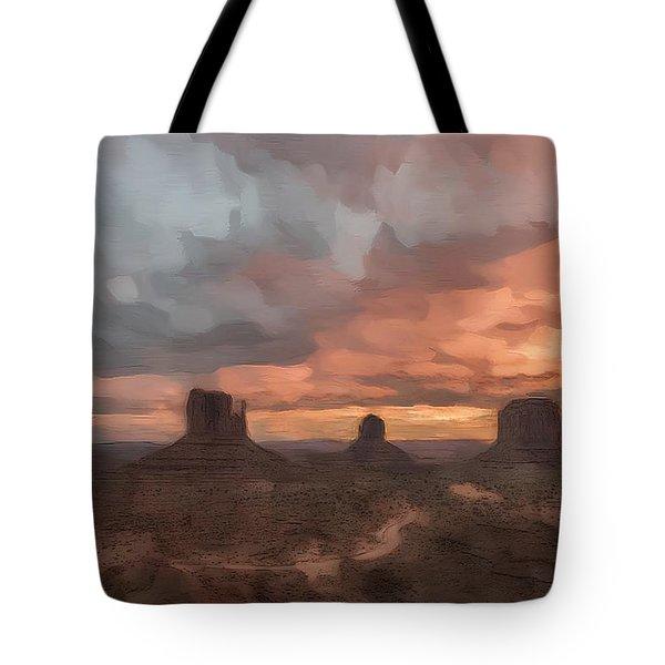 Io'u Tote Bag by Jon Glaser