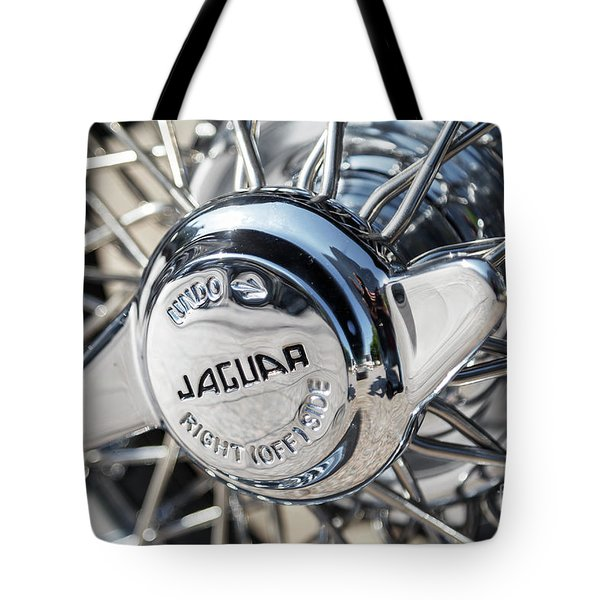 Tote Bag featuring the photograph Wire Wheel  by Dennis Hedberg