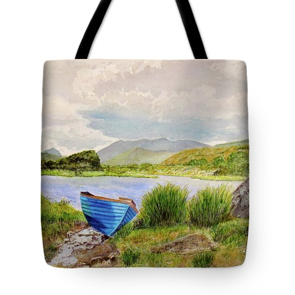 Ireland Tote Bag