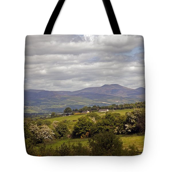 Ireland Country Side Tote Bag