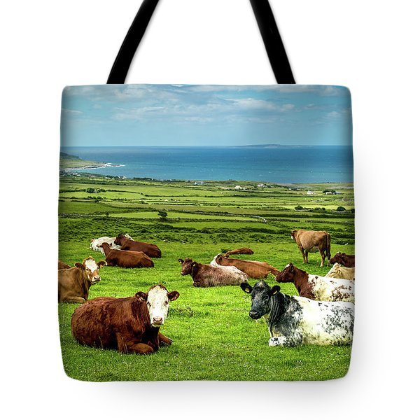 Ireland - Westcoast Tote Bag