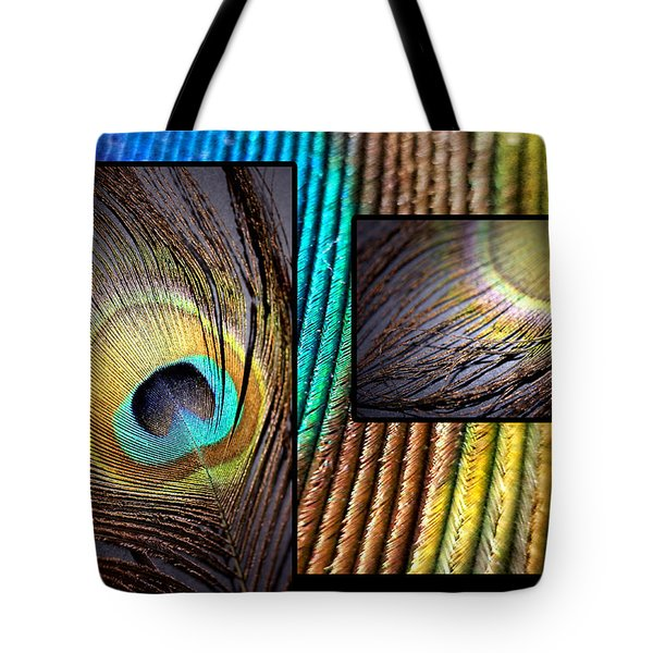 Iridescent Beauty Tote Bag by Lauren Radke