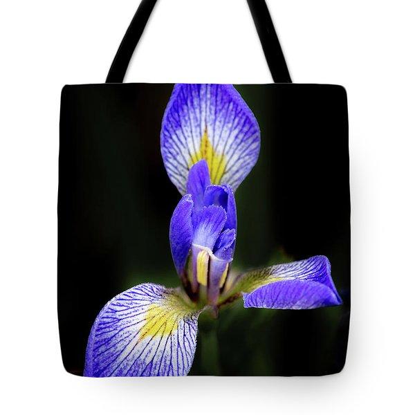 Iris #1 Tote Bag
