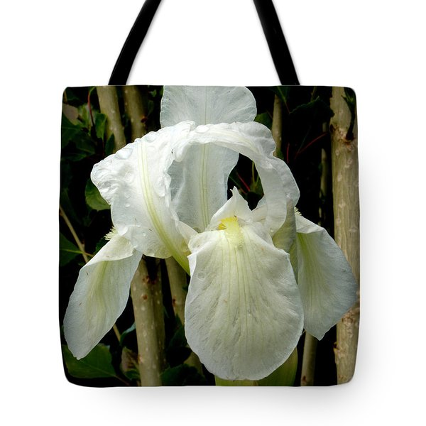 Iris After The Storm Tote Bag