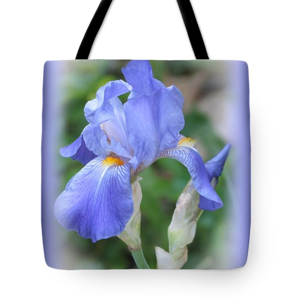 Iris Beauty Tote Bag by MTBobbins Photography