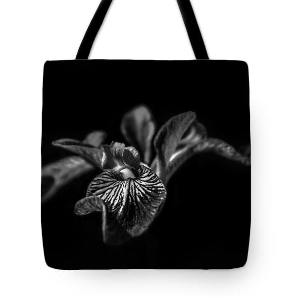 Iris Tote Bag by Bulik Elena