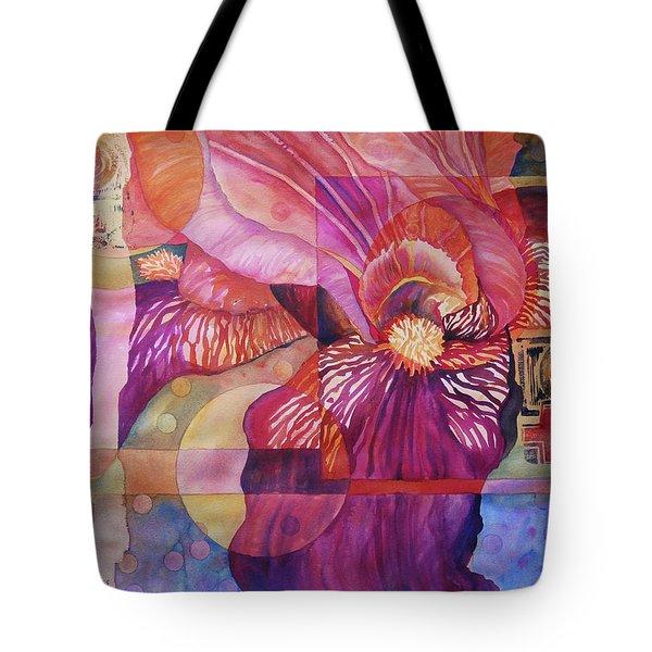 Iris Delight Tote Bag