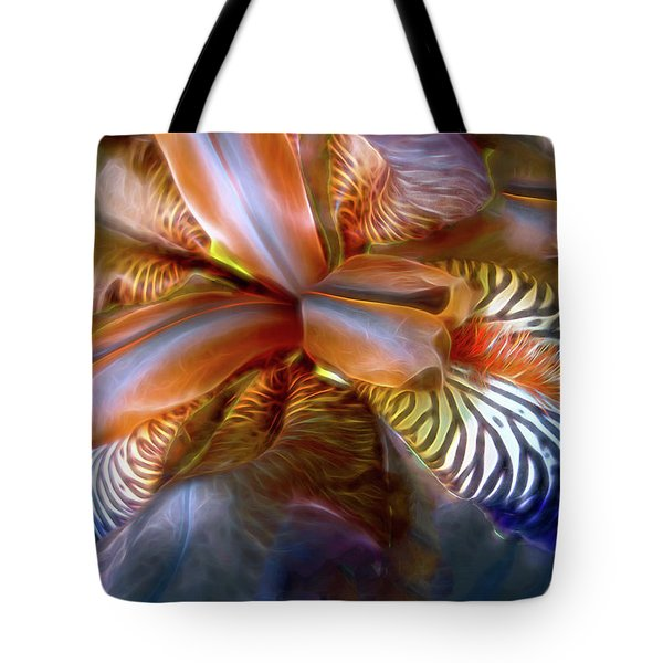 Iris Dream Tote Bag