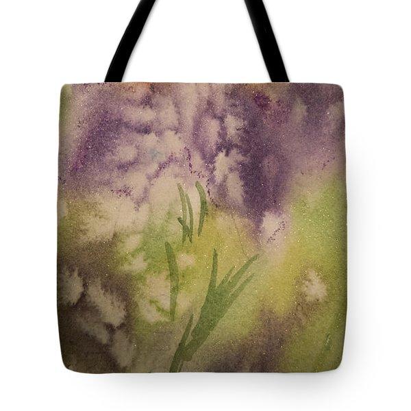 Iris Fantasy Tote Bag