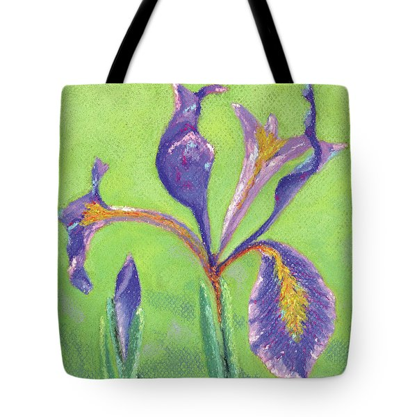 Iris For Iris Tote Bag