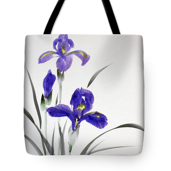 Iris Tote Bag