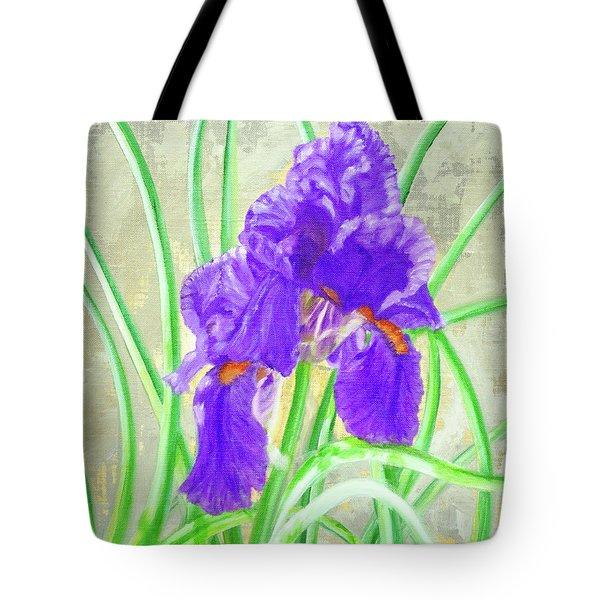 Iris Hope Tote Bag