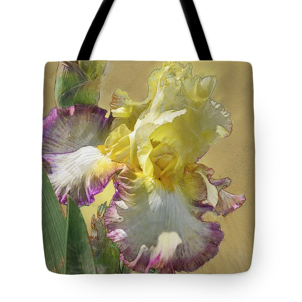 Iris, 'kiss Of Kisses' Tote Bag