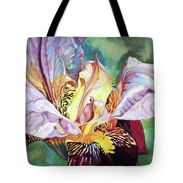 Iris Passion 1993 Tote Bag