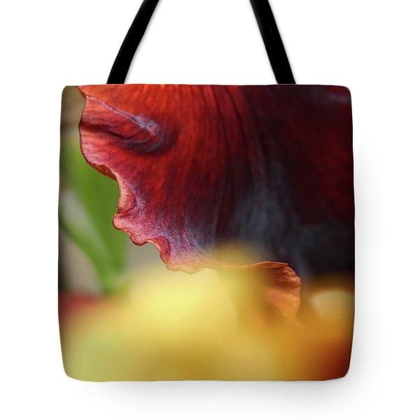 Iris Petals 2 -  Tote Bag