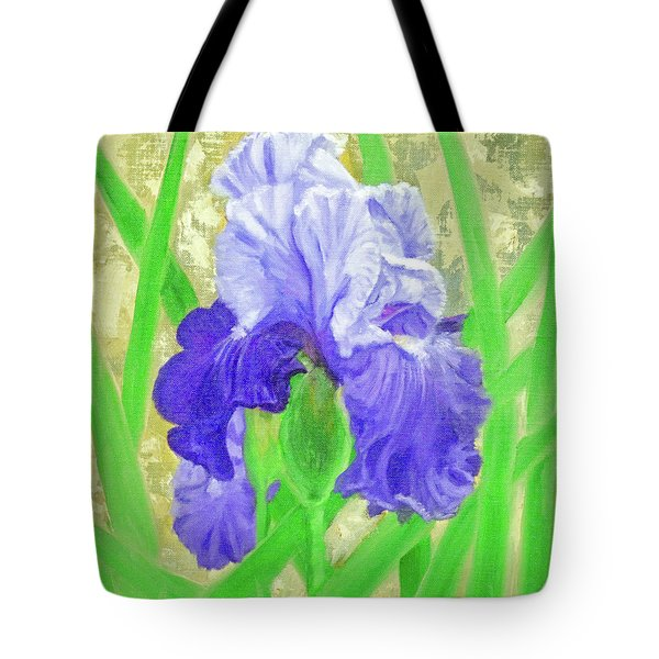 Iris Valor Tote Bag